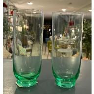 BICCHIERE LONG DRINK PRIMAVERA VERDE 6 PZ